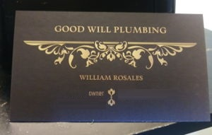 Good Will Plumbing's profile picture